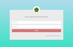 Pelatihan Jarak Jauh (PJJ) Aplikasi Rapor Digital (ARD) Madrasah